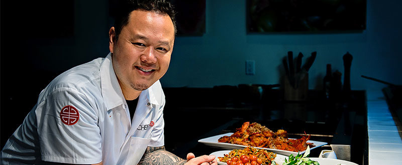 CHEF SPOTLIGHT – JET TILA